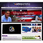 Azteca America corporate
