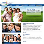 www.aztecacomunicaciones.com
