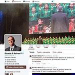 Ricardo B. Salinas en Twitter